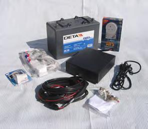 Base Station Power Kit